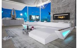 Designer Sofa FALCO XL mit LED Beleuchtung & USB Anschluss NATIVO™ Möbel Schweiz