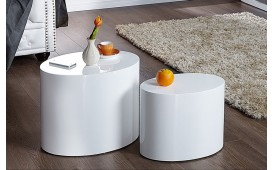 Table d'appoint Design DIVO SET 2