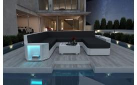Designer Rattan Lounge Sofa AVENTADOR XXL NATIVO™ Möbel Schweiz