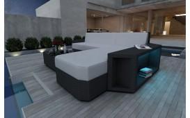 Canapé Lounge en rotin AVENTADOR MINI