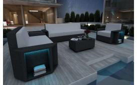 Rattan Lounge Set AVENTADOR 3+2+1 NATIVO™ Möbel Schweiz
