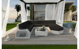 Designer Rattan Lounge Sofa CLERMONT XXL NATIVO™ Möbel Schweiz