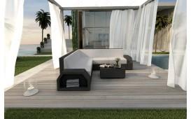 Designer Rattan Lounge Sofa CLERMONT CORNER NATIVO™ Möbel Schweiz