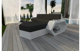 Divano Lounge CLERMONT MINI in rattan