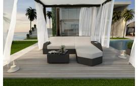 Designer Rattan Lounge Sofa CLERMONT MINI NATIVO™ Möbel Schweiz