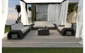 Rattan Lounge Set CLERMONT 3+2+1 NATIVO™ Möbel Schweiz