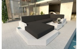 Divano Lounge MESIA XL in rattan