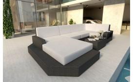 Designer Rattan Lounge Sofa MESIA XL NATIVO™ Möbel Schweiz