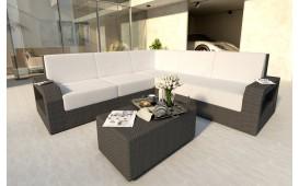 Designer Rattan Lounge Sofa MESIA CORNER NATIVO™ Möbel Schweiz
