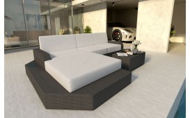 Divano Lounge MESIA MINI in rattan