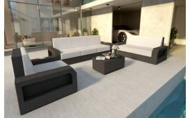 Rattan Lounge Set MESIA 3+2+1 NATIVO™ Möbel Schweiz