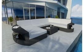 Designer Rattan Lounge Sofa ATLANTIS XXL NATIVO™ Möbel Schweiz