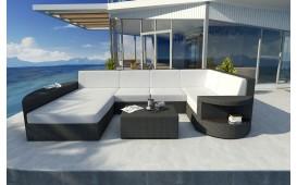 Designer Rattan Lounge Sofa ATLANTIS XL NATIVO™ Möbel Schweiz