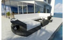 Divano Lounge ATLANTIS XL in rattan