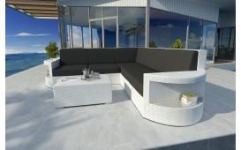 Designer Rattan Lounge Sofa ATLANTIS CORNER NATIVO™ Möbel Schweiz