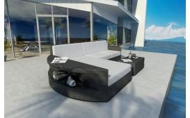 Designer Rattan Lounge Sofa ATLANTIS MINI NATIVO™ Möbel Schweiz