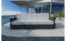 Rattan Lounge Sofa ATLANTIS 3 Sitzer NATIVO™ Möbel Schweiz