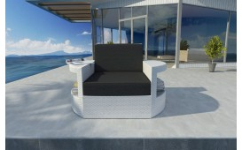 Poltrona Lounge ATLANTIS in rattan