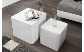 Table d'appoint Design DOUBLECUBE SET 2