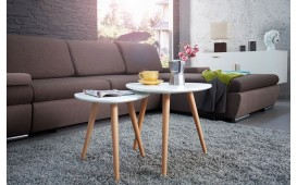 Table d'appoint Design SCENA SET 2