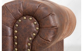 Canapé Design CHESTERFIELD VINTAGE / 2 Places