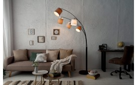 Lampadaire design LEVELTY NUDE
