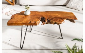 Table basse Design WILDER 100 cm