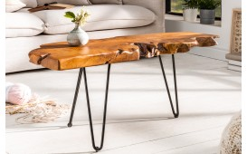 Table basse Design WILDER 100 cm NATIVO™ Möbel Schweiz