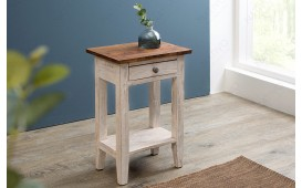 Table d'appoint Design WRITER BEIGE