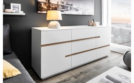 Commode Design PORTION WHITE 160 cm NATIVO™ Möbel Schweiz