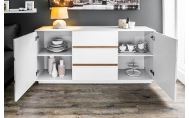 Commode Design PORTION WHITE 160 cm NATIVO™ Möbel Schweiz