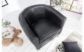 Designer Lounge Sessel ERNEST BLACK NATIVO™ Möbel Schweiz