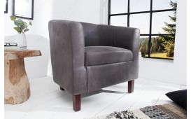 Designer Lounge Sessel ERNEST GREY