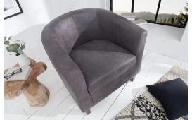 Designer Lounge Sessel ERNEST GREY NATIVO™ Möbel Schweiz