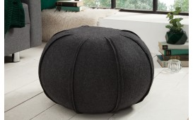 Pouf di design FELTRO DARK GREY