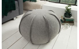 Pouf di design FELTRO LIGHT GREY