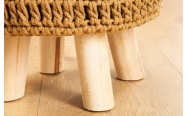 Designer Sitzhocker LEED COFFEE I NATIVO™ Möbel Schweiz