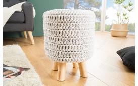 Designer Sitzhocker LEED WHITE NATIVO™ Möbel Schweiz