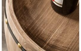Scaffale di design WINE VILLA LIGHT 80 cm