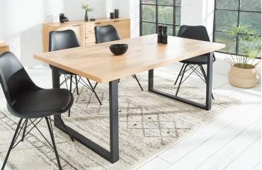Designer Esstisch NIAGARA OAK 160 cm NATIVO™ Möbel Schweiz
