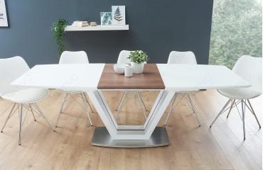 Tavolo allungabile STATE WALUNT 160-220 cm NATIVO mobili sala da pranzo