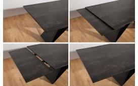 Designer Esstisch CRONOS DARK NATIVO™ Möbel Schweiz