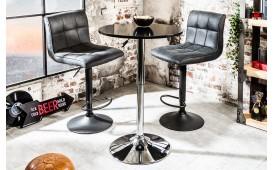 Designer Bartisch SOTTILE BLACK