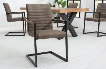 Designer Stuhl LORDLY BROWN NATIVO™ Möbel Schweiz