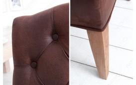 Designer Stuhl CITADELLA BROWN NATIVO™ Möbel Schweiz