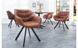 Designer Stuhl WADE BROWN NATIVO™ Möbel Schweiz