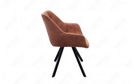 Chaise Design LAZE BROWN