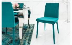 Sedia di design TORINO BLUE