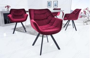 Designer Stuhl SOLACE BORDEAUX NATIVO™ Möbel Schweiz
