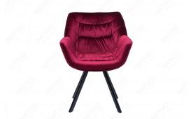 Chaise Design SOLACE BORDEAUX